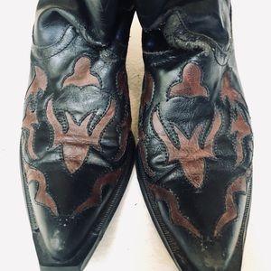 Ariat Shoes - 🖤 Ariat Cowboy Boots Size 9B